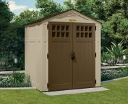 Apex Adlington Garden Shed - 6ft x 5ft
