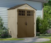 Apex Adlington Garden Shed - 6ft x 3ft