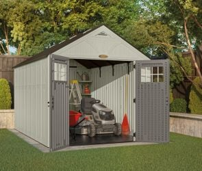 Apex Tremont Garden Shed - 8ft x 13ft