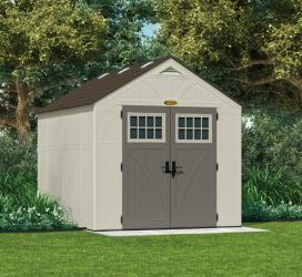 Apex Tremont Garden Shed - 8ft x 10ft