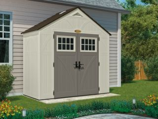 Apex Tremont Garden Shed - 8ft x 4ft