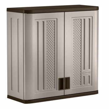 Reinforced Resin Wall Cabinet W76cm