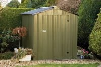 Easy Kit 8ft x 8ft Galvanised Steel Shed