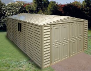 VDM Vinyl Garage 10ft x 21ft