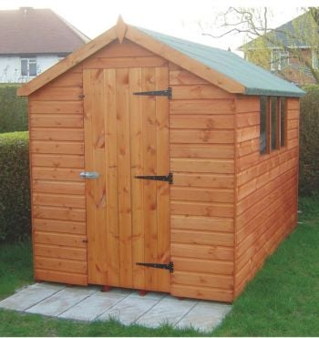 Bramley Apex Shed 8 x 8
