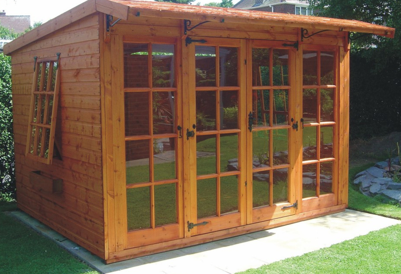 Carlton Summerhouse 6 x 8