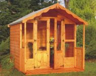 Fernwood Summerhouse 7 x 7