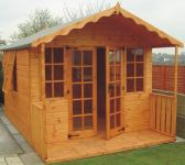 Durham Summerhouse 6 x 8