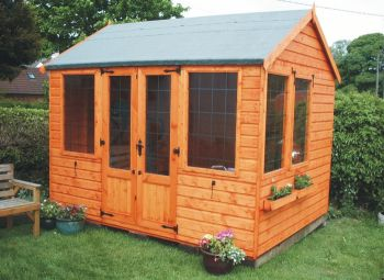 Rutland Summerhouse 6 x 10