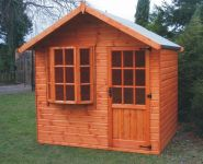 Rufford Bay Summerhouse 6 x 8