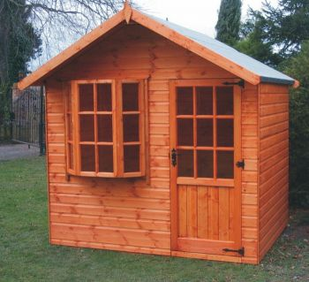 Rufford Bay Summerhouse 8 x 8