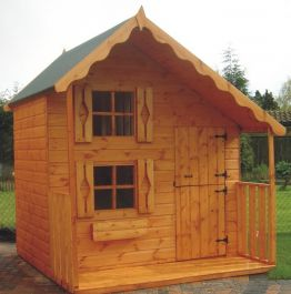 Deluxe Playhouse 7 x 7