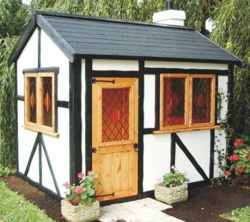 Tudor Lodge Playhouse 8 x 8