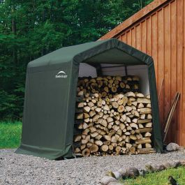 8ft x 8ft Bike Shelter by Rowlinson®
