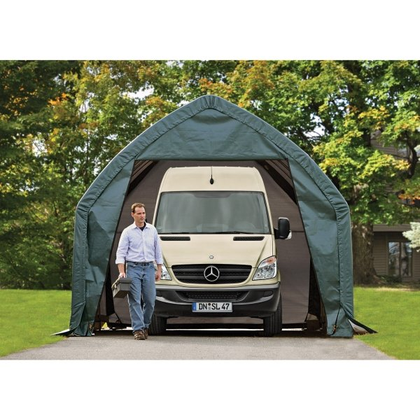 20ft x 13ft Truck Shelter Car Port by Rowlinson®