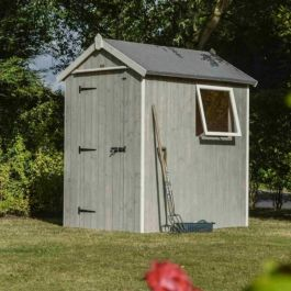 6ft x 4ft Heritage Apex Wooden Shed by Rowlinson®