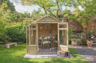 Oakley Summerhouse - Overlap 7x5ft