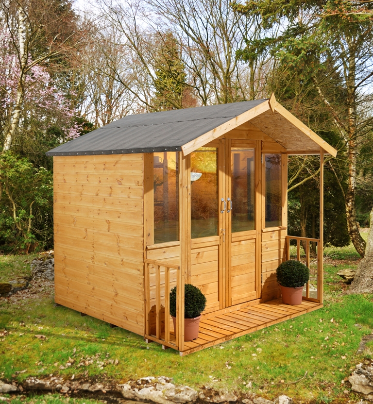 Maplehurst Summerhouse - 7 x 7ft