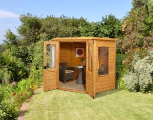 Cranbourne Corner Summerhouse - 6 x 10ft
