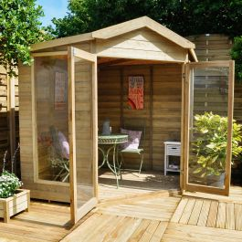 Blockley Summerhouse - 8 x 10ft