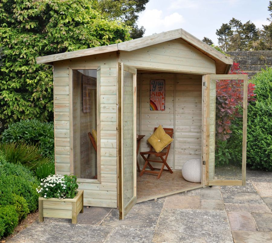 Honeybourne Summerhouse - 8 x 10ft