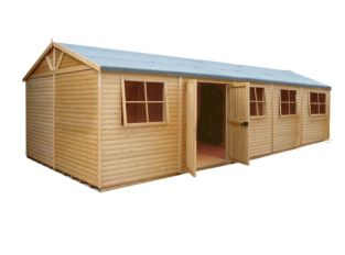 Mammoth Heavy Duty Workshop 30 x 10ft (30 x 305cm)