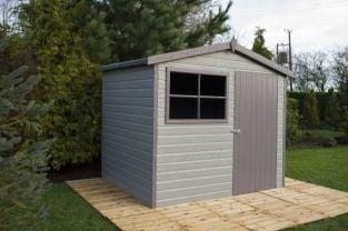 Wroxham Hi Spec Apex Shed 10 x 6ft (305 x 183cm)