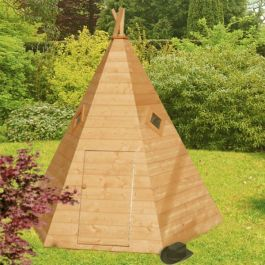 Wigwam Playhouse 7 x 6ft (213 x 183cm)