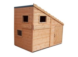 Command Post Playhouse 6 x 4ft (183 x 122cm)