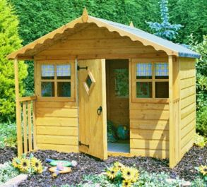 Cubby Playhouse 6 x 4ft (183 x 122cm)