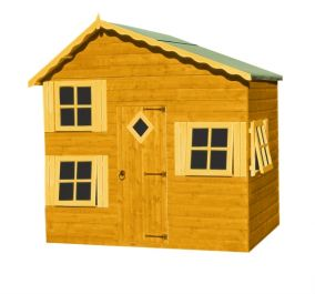 Loft Playhouse 8 x 6ft (244 x 183cm)