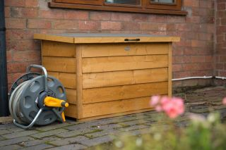 Garden Storage Box L108cm x W55cm - Dip Treated