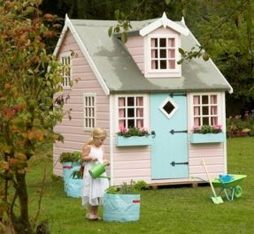 Enchanted Cottage Playhouse 8 x 8