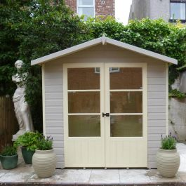 Mumley Summerhouse Pressure Treated 7ft x 5ft