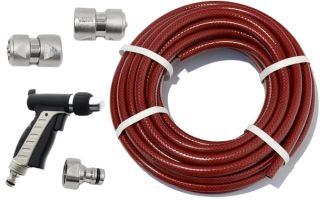 100m Garden Hose Kit with ½