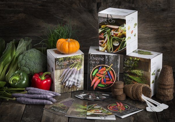 Ultimate Grow Your Own Gift Kit Collection - 4 Packs Included