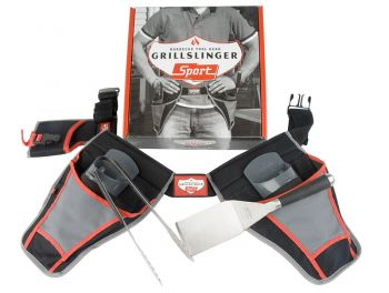 The Grillslinger Sport BBQ Toolbelt