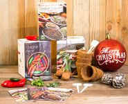 Ultimate Grow Your Own Gift Kit Curry, Stir-Fry Veg & Chilli Collection - 3 Packs Included