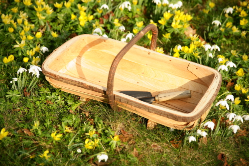 Sussex-Style Flower Trug (26cm)