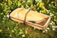 Sussex-Style Flower Trug (40cm)