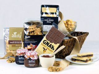 Gift Hamper - The Sweet & Savoury Christmas Treats