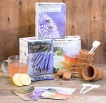 Ultimate Grow Your Own Gift Kit Flowers, Tea & Vegetable Collection - 3 Packs Included