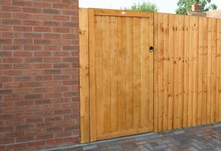 6ft Featheredge Gate