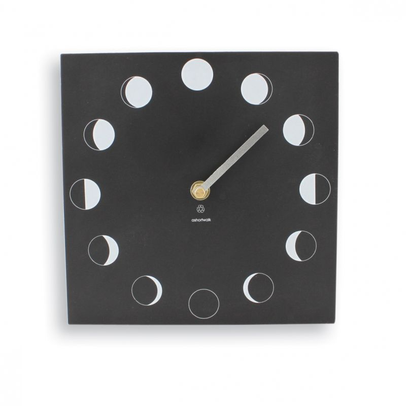 "Moon Phase Outdoor Garden Clock - 20cm (7.8"")"