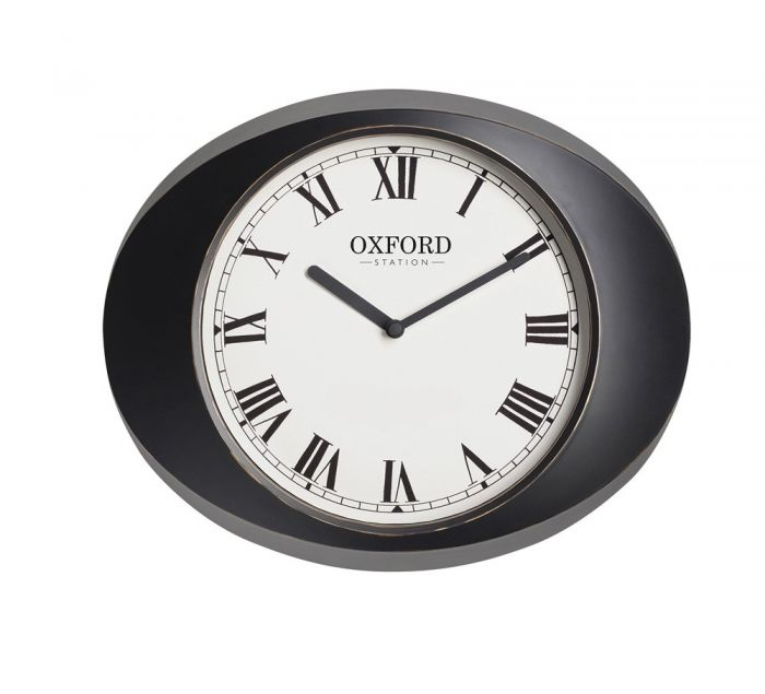 "Oxford Station Garden Clock - 31cm (12.2"")"