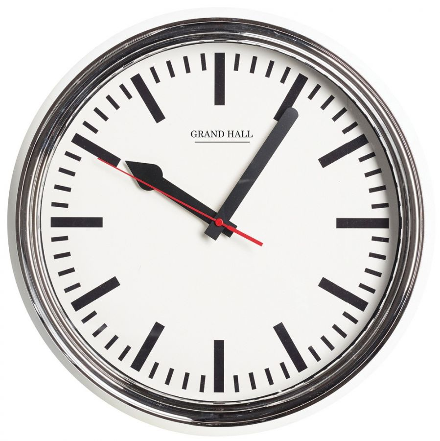"Grand Hall Garden Clock - 40.5cm (15.9"")"