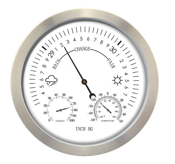 "The Clime - Weather Station - 30.5cm (12"")"