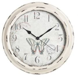 Swallow Tail Garden Clock - 41cm (16