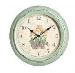 Serect Garden Clock - 30cm Diameter