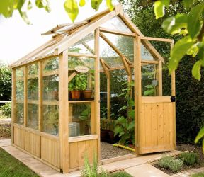 6x8 Vale Victorian Greenhouse by Forest Garden®